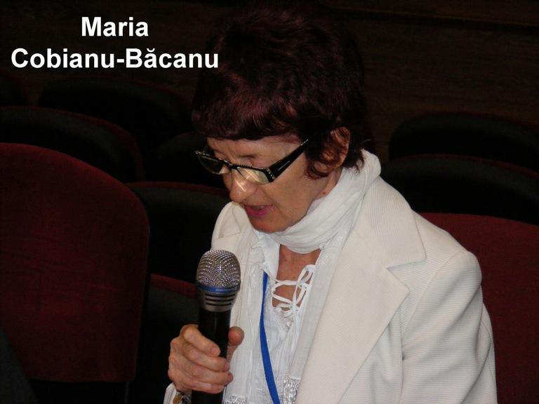 Maria Bacanu