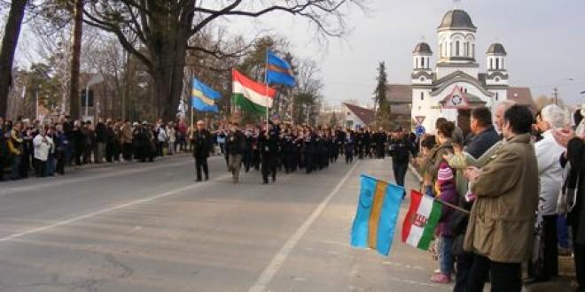 Manifestări fără incidente de Ziua Maghiarilor de Pretutindeni