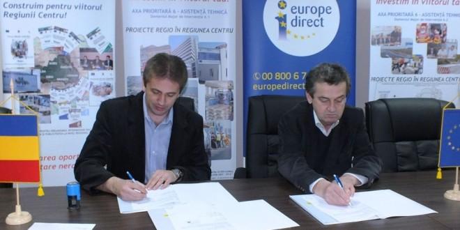Reabilitarea reţelei stradale în Borsec prin fonduri nerambursabile Regio derulate de ADR Centru