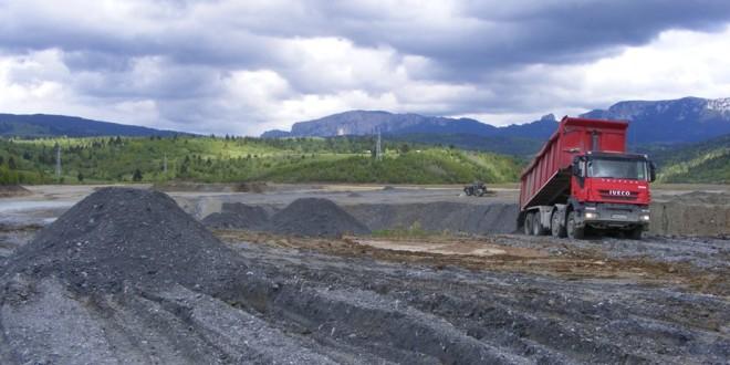 Lucrările pentru punerea în siguranță a Iazului de decantare nr. 4 de la Bălan riscă să se stopeze în 2 luni, fără a fi finalizate