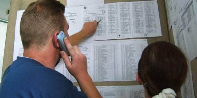 Harghita ocupă locul al doilea pe ţară la titularizare, cu 54,62% note peste şapte