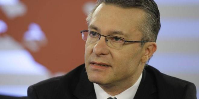Cristian Diaconescu va candida pentru Preşedinţia României