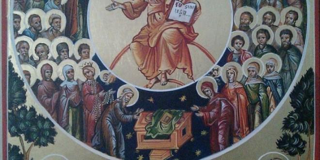 Duminica tuturor sfinţilor