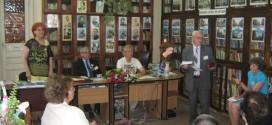 """Scriitorul ILIE ŞANDRU, laureat al Premiilor EMINESCU – """"TEIUL DE AUR"""" pentru Literatură"""