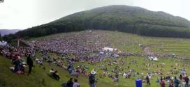 Circa 150.000 de credincioşi din toată lumea la pelerinajul catolic de la Şumuleu-Ciuc
