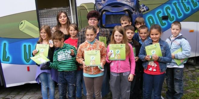Săptămâna Mediului: Laboratorul Verde al Reciclării, pentru prima dată în Miercurea-Ciuc