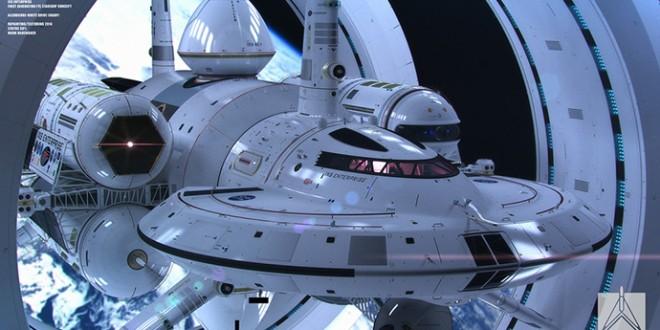 NASA construieşte naveta spaţială demnă de Star Trek: Ar putea depăşi viteza luminii