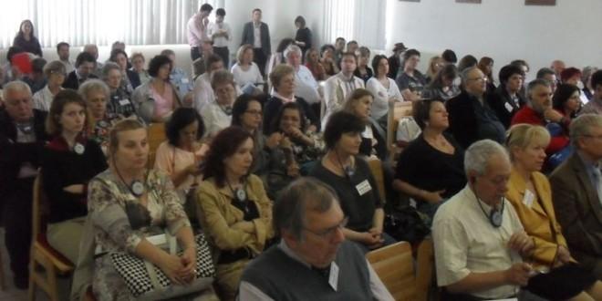 În cadrul celei de-a VII-a Conferinţe internaţionale de psihiatrie româno-maghiare: Rezidenţii au fost la înălţimea aşteptărilor