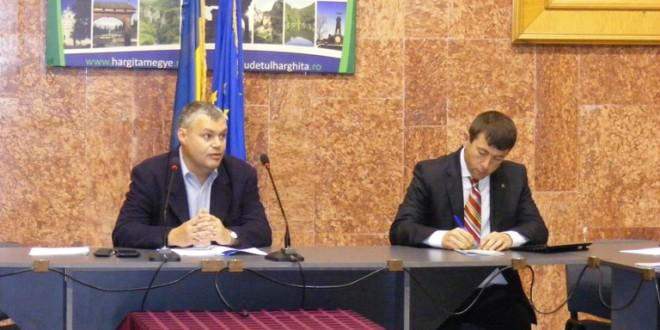 Preşedintele CJ Harghita condamnă modul în care instituţiile cu atribuţii de control aplică legea