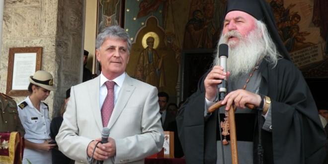 ÎPS Ioan a primit cea mai înaltă distincţie a Armatei Române
