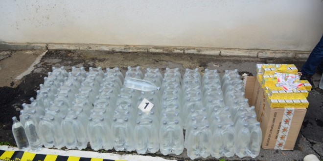 Reţea evazionistă, destructurată în urma a 72 de percheziţii în mai multe judeţe, printre care şi Harghita