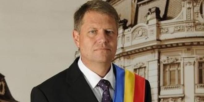 Klaus Iohannis promite consolidarea statului de drept şi respinge regionalizarea pe criterii etnice