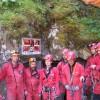 La Peştera Şugău a fost prezentată echipa harghiteană de salvaspeo