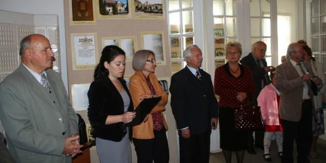 """Expoziţia foto-documentară """"Constantin Brâncoveanu – 300 de ani de la martiriu"""""""