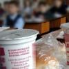 A început distribuţia laptelui în şcolile harghitene