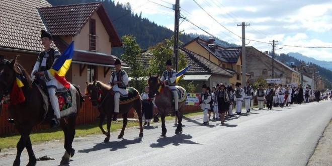 """Tulgheș: Festivalul """"Roata Stelelor"""" la cea de-a VIII-a ediţie"""
