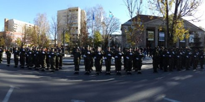Ziua Armatei României la Miercurea-Ciuc