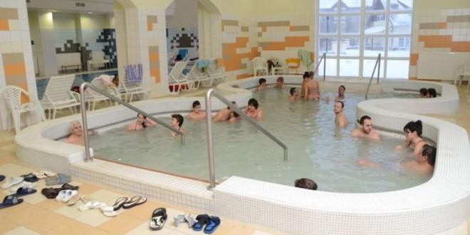Băile Tuşnad: Deschiderea Centrului wellness a dus la creşterea numărului de turişti