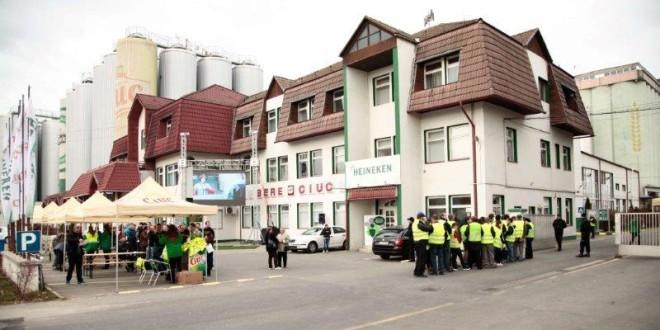 Peste o mie de persoane au intrat în contact cu procesul de fabricare a berii