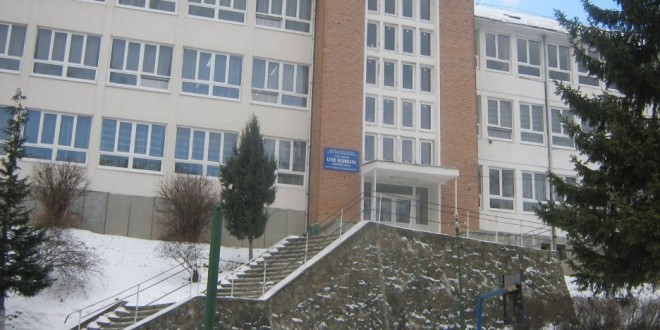 """După 6 ani de la depunerea proiectului: au început lucrările de reabilitare a Liceului Tehnologic """"Liviu Rebreanu"""" din Bălan"""