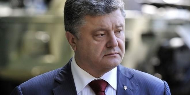 Petro Poroşenko: Risc mare de război în Europa