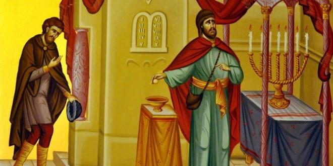 Duminica Vameşului şi a Fariseului