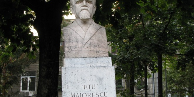 TITU MAIORESCU – 175 de ani de la naştere