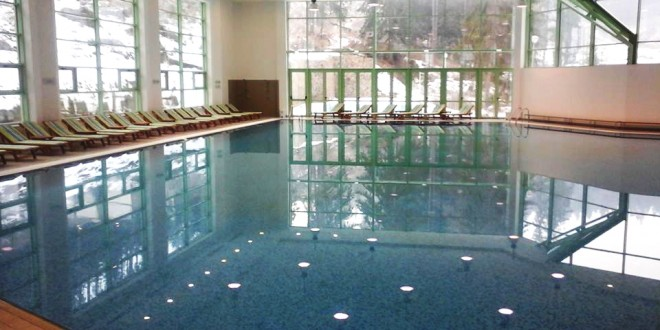 Centrul Wellness din Topliţa se închide pentru revizia şi igienizarea anuală