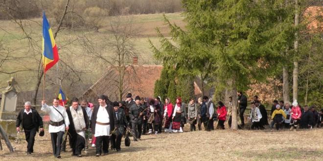 Gest de solidaritate faţă de românii din Harghita şi Covasna