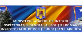 Miercurea Ciuc: Arestat preventiv pentru comiterea mai multor infracţiuni de tâlhărie şi furt