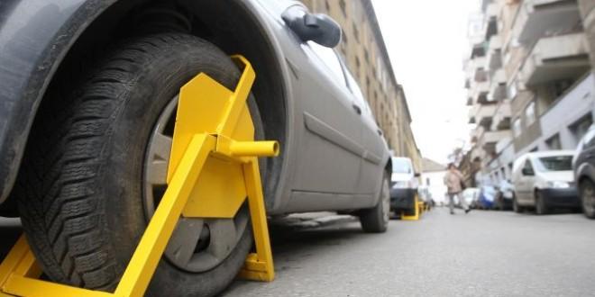 Înalta Curte de Casaţie şi Justiţie a decis: Ridicarea maşinilor este ilegală!
