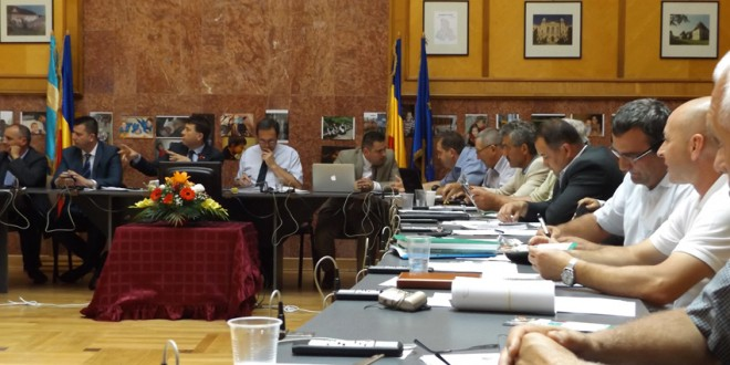 Hotărâri ale Consiliului Judeţean adoptate la recenta şedinţă ordinară