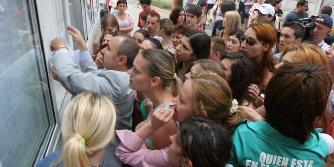 Puţin peste jumătate din absolvenţii de liceu din Harghita au promovat examenul de Bacalaureat