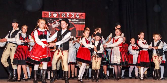 Bălan: Festivalul internaţional de dans popular Botorka – ediţia a XIX-a