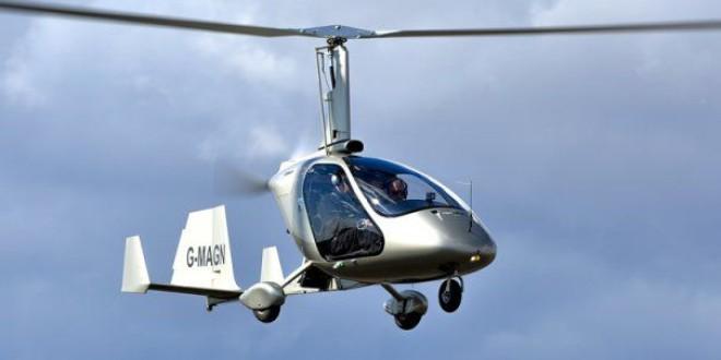 Un elicopter de mici dimensiuni, prăbușit în apropiere de Odorhei