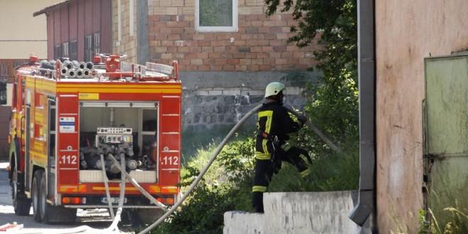 Duminică, în Miercurea-Ciuc: Exerciţii demonstrative şi paradă militară de Ziua Pompierilor din România