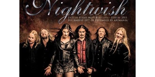 Singurul concert Nightwish fără efecte pirotehnice,  în memoria victimelor de la Colectiv