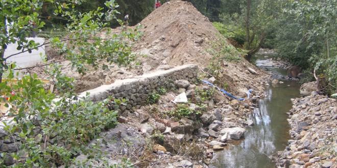 Urmare a scandalului cu microhidrocentrala: S-a realizat şi s-a prezentat Planul de dezvoltare a localităţii Băile Homorod