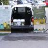 Caravană de promovare a proiectului Sistem Integrat de Gestionare a Deşeurilor