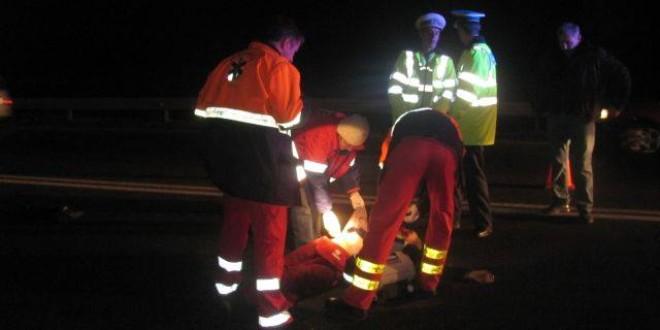 Accident mortal pe raza comunei Lupeni
