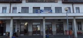 Accident mortal în gara CFR Miercurea Ciuc