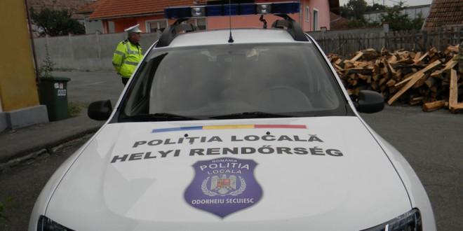 Scandalul maşinii din Odorhei a luat sfârşit