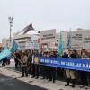 Miercurea-Ciuc: Câteva sute de secui au ieșit iar în stradă să ceară autonomia