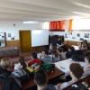 Oră de arheologie pentru elevii de la CNOG
