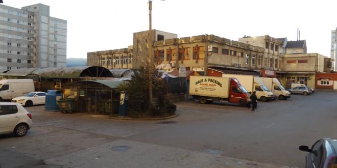 Miercurea-Ciuc: luni, platoul pieței agroalimentare va fi închis timp de 7 ore
