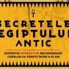 Secretele Egiptului Antic, prima expoziție interactivă pentru copii la Sibiu