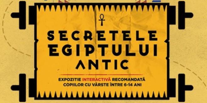 Ultima săptămână a Secretelor Egiptului Antic la Sibiu