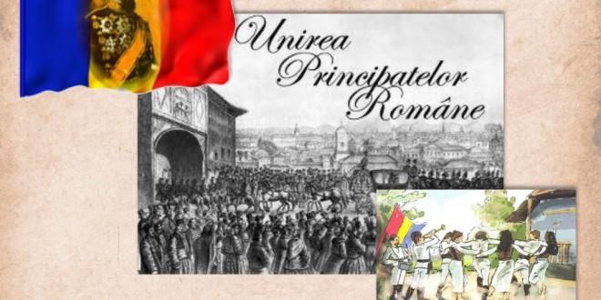Manifestări dedicate împlinirii a 157 de ani de la Unirea Principatelor Române