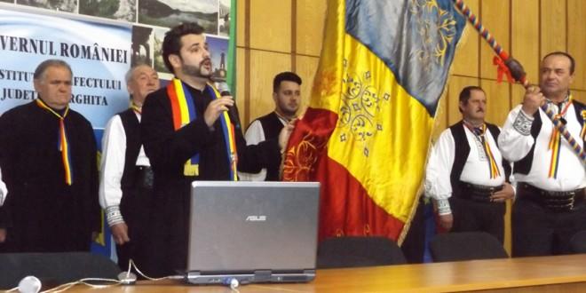 Marcarea Unirii Principatelor Române, la Miercurea-Ciuc