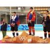 Ciucanul Eduard Cășăneanu, mândru că a adus o medalie de aur României la Jocurile Olimpice de Tineret
